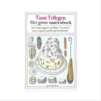 taarten boek toon tellegen