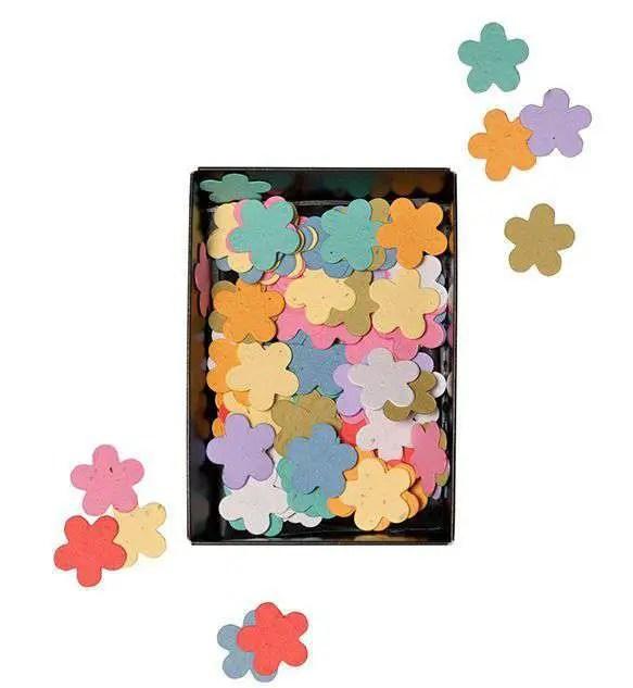 confetti bloemenzaadjes