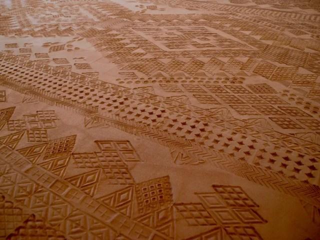 tapijt van zand6