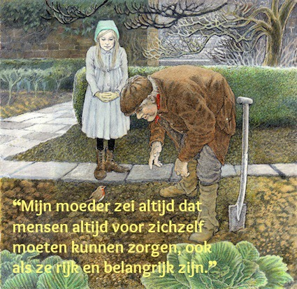 Illustratie Inga Moore