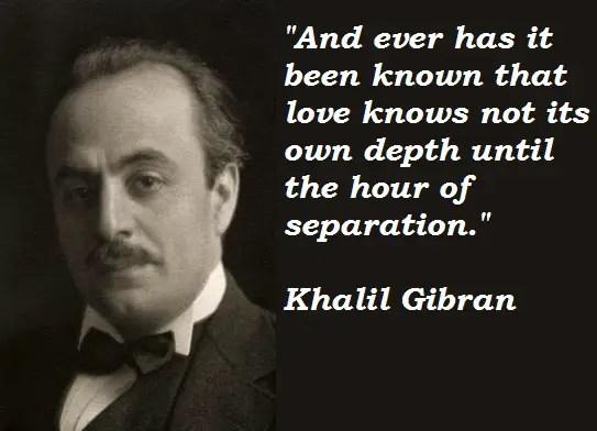 Khalil Gibran 5
