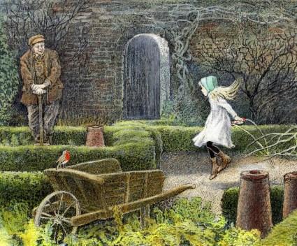 Subtiele wijsheden uit het boek De Geheime Tuin