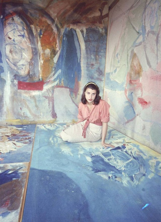 Art Quotes 25 (Helen Frankenthaler)