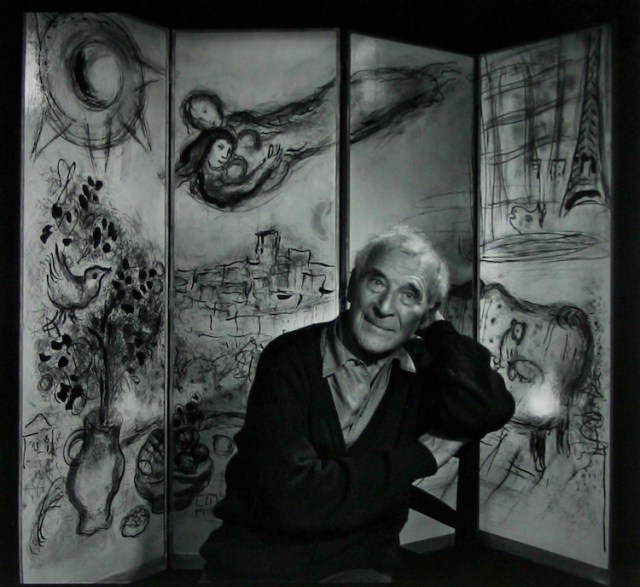 Art Quotes 3 (Marc Chagall)