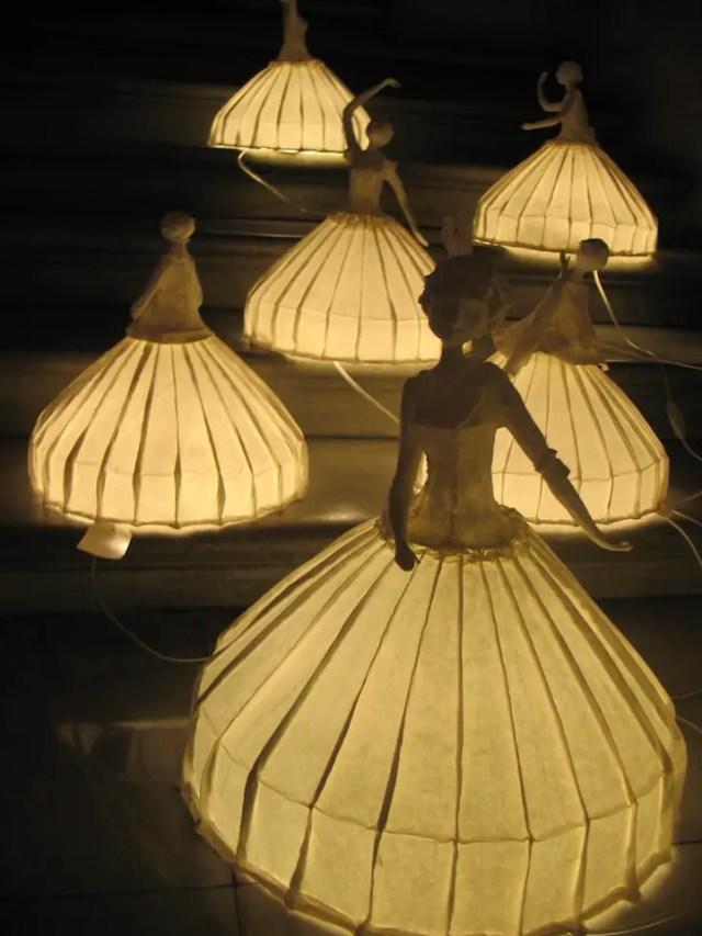 Papieren lamp 7