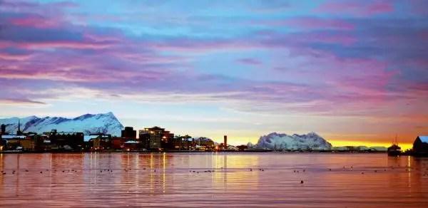 Noorse Fjorden