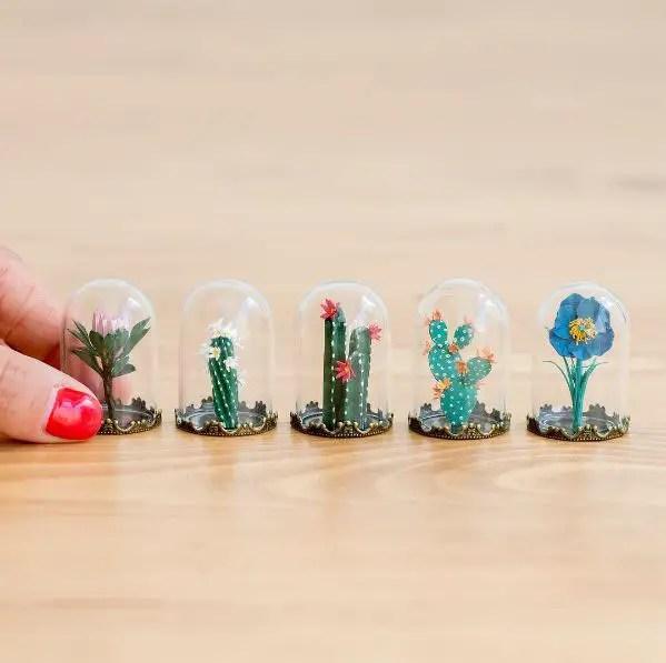 miniatuur plant terrarium 1