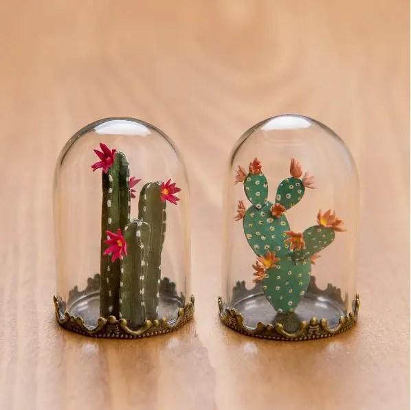 miniatuur plant terrarium 8