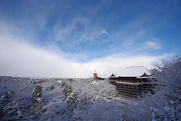 Kyoto in de sneeuw - 13