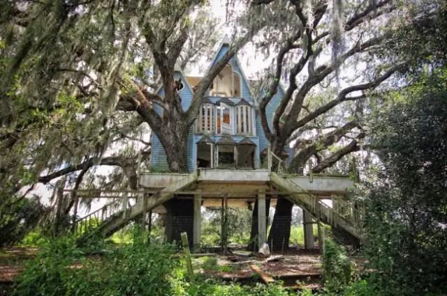 boom door huis