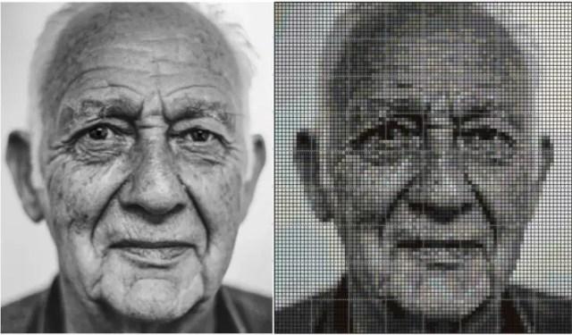 portret oud (zonder kleur)