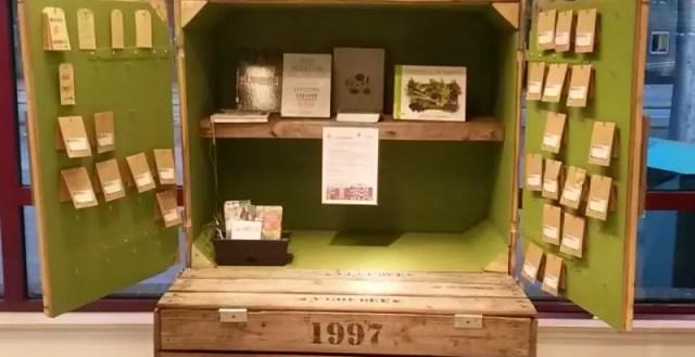 De zadenbibliotheek: gratis zaden voor educatie en duurzaamheid