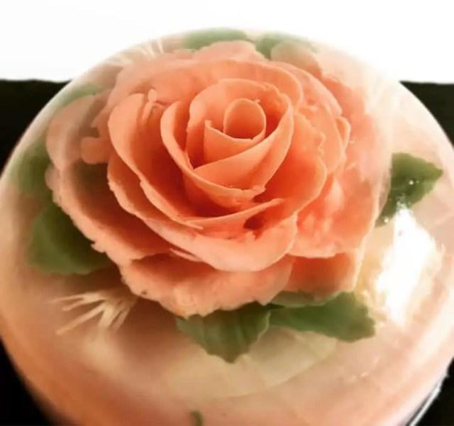 taarten met bloemen 2