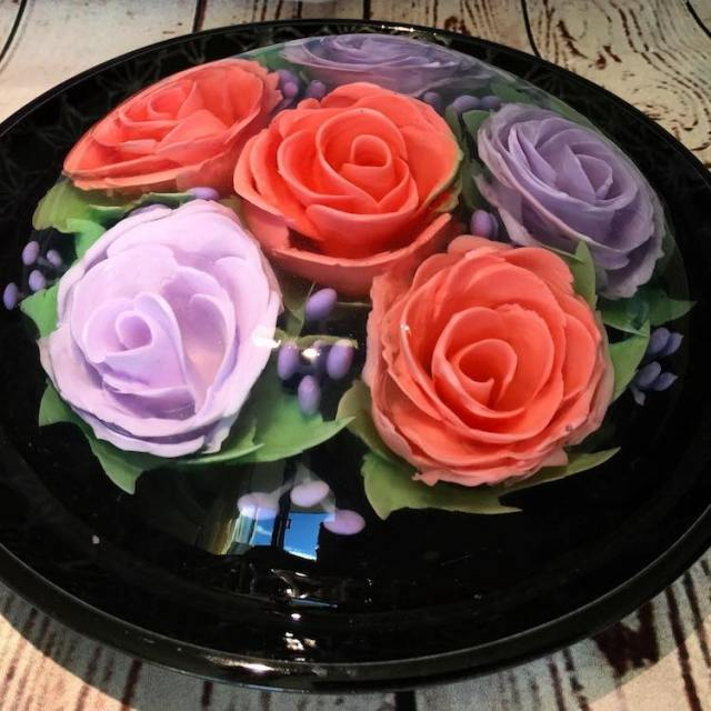 taarten met bloemen 4