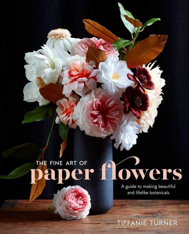 zelf bloemen maken (boek)