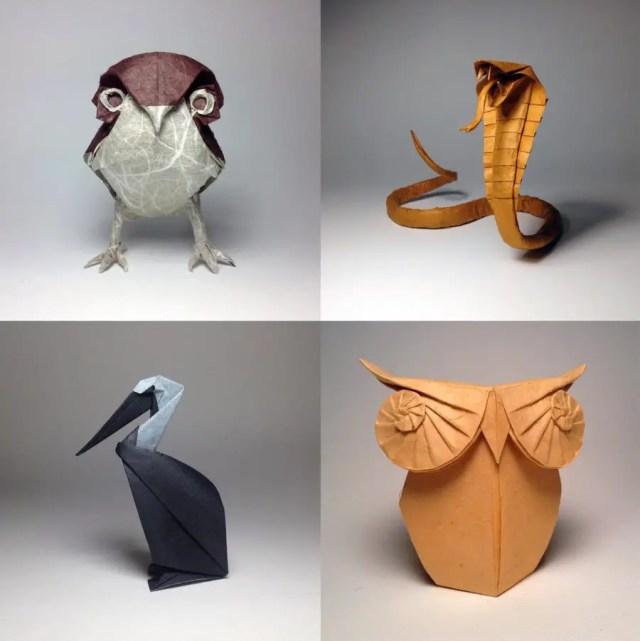 papierkunst origami