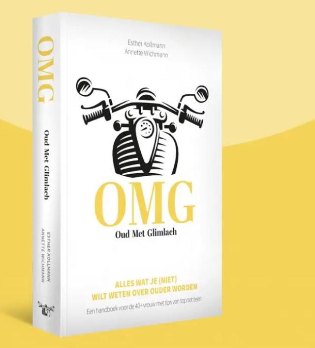 Zo, dat werd tijd: een handig én leuk boek over ouder worden