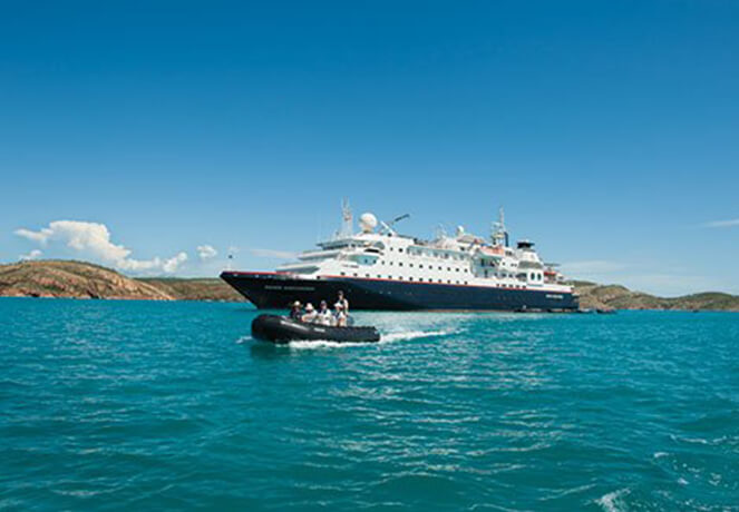 Silversea Luxury Micronesia Cruise Paradise Adventures