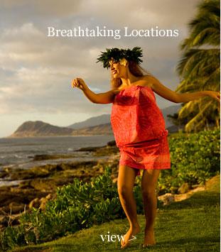 Breathtaking Locations
