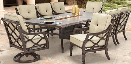 outdoor paradise home patio