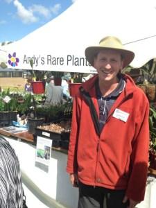 Andrew Harvey - Andy's Rare Plants