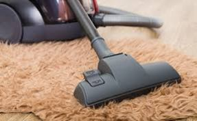 carpet vacuuming