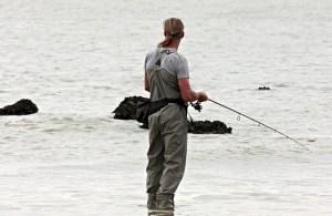 wading boot-fisherman