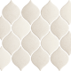 Mistysand Beige Mozaika Prasowana Arabeska Mix