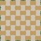 Modernizm Bianco Mozaika Prasowana K.3,6X4,4 Mix C 30,86x30,86