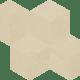 Rockstone Beige Mozaika Cięta Mix