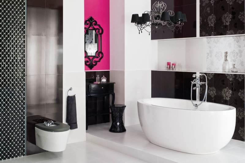 łazienka W Stylu Glamour Jak Ją Urządzić Praktyczny