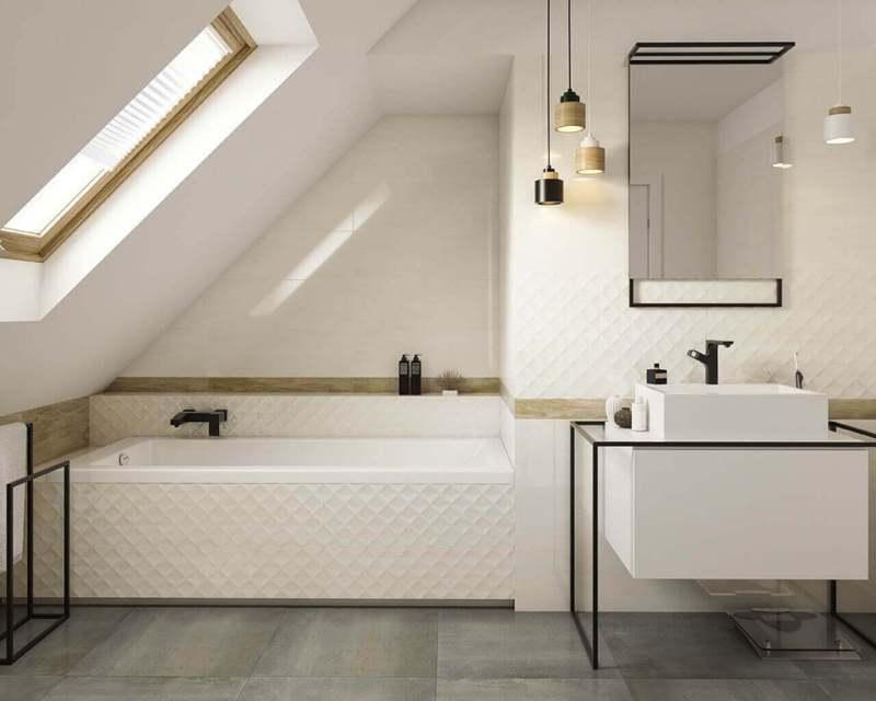 łazienka Na Poddaszu Porady Które Pomogą Ci Urządzić