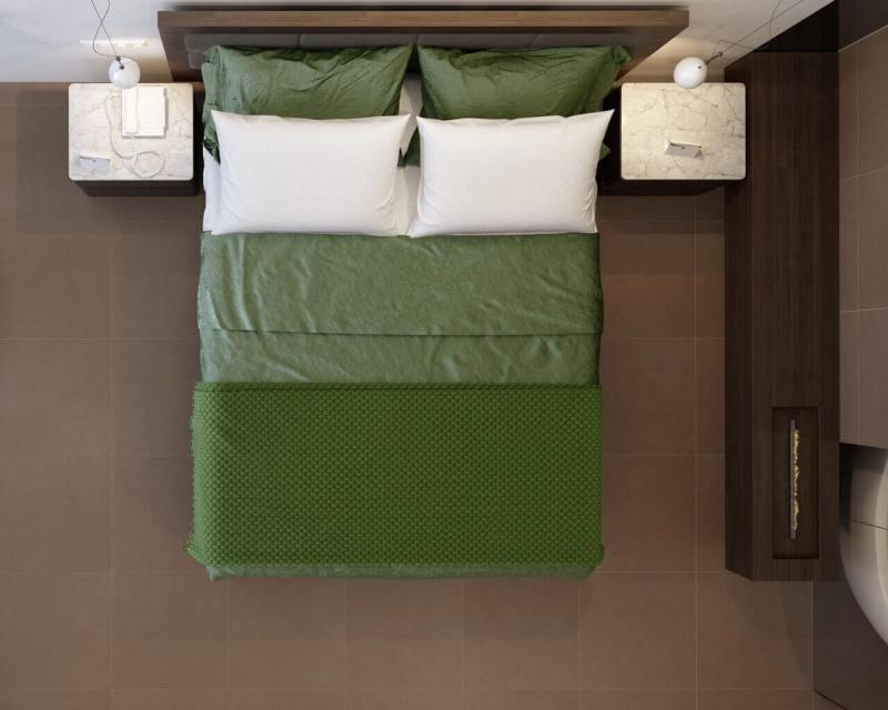 aranzacja-brazowej-sypialni-intero-ceramika-paradyz