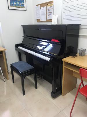 Piano vertical escuela Para Elisa
