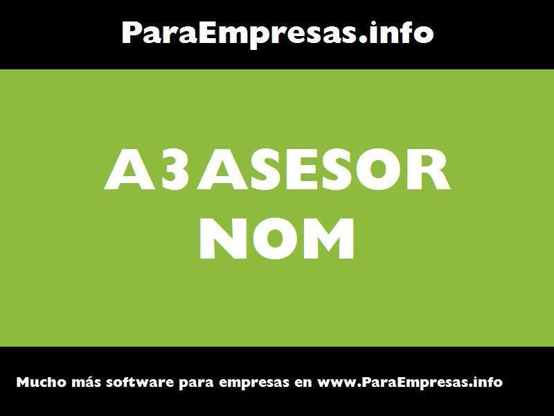 a3ASESOR | nom