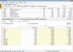 contabilidad presupuestaria