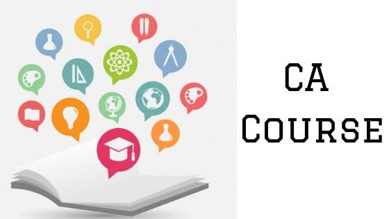 CA Course
