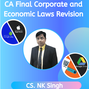 CA Final Corporate and Laws