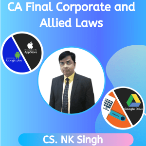 CA Final Corporate laws