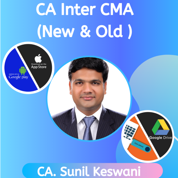 CA Inter CMA Classes