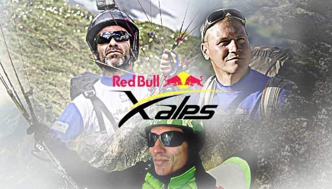 THE RED BULL X-ALPS 2019 ATHLETES HAVE BEEN ANNOUNCED