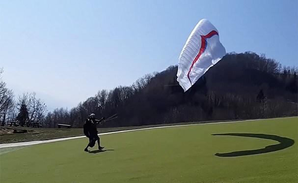 Ozone Zeolite –  Red Bull X-Alps Glider
