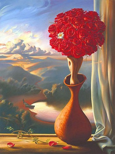Rose Awaiting<br />