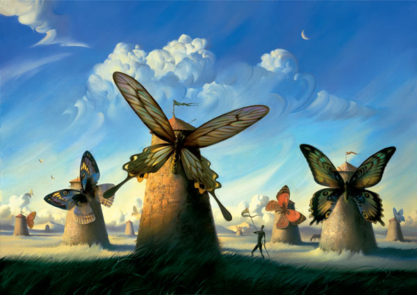 FAUNA IN LA MANCHA<br />