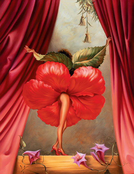Hibiscus Dancer<br />