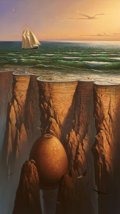 JOURNEY ALONG THE EDGE OF THE EARTH<br />