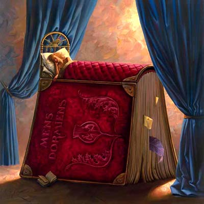 PILLOW BOOK<br />