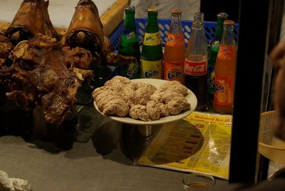Jedzenie w Maroko