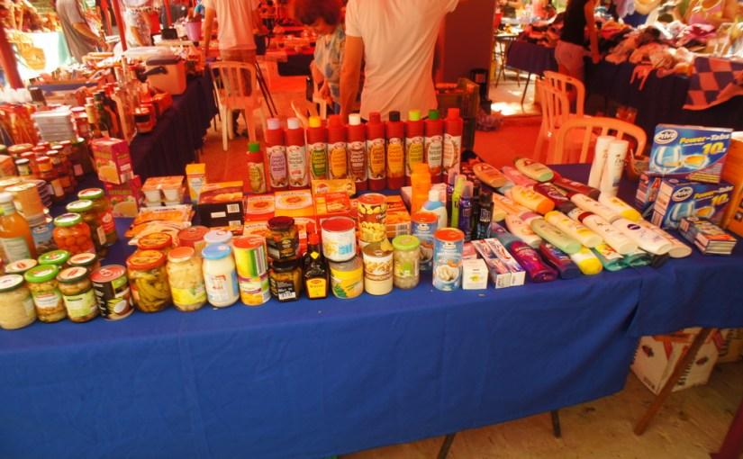 Flohmarkt San Bernardino