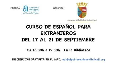 curso de español para extranjeros en alicante